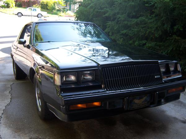 1986 buick grand national pictures cargurus. Cars Review. Best American Auto & Cars Review