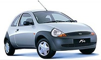 2006 Ford Ka Overview