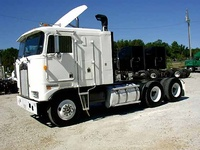 1995 Kenworth K-100 Overview