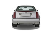 2009 Cadillac STS-V, Back View, exterior, manufacturer