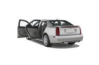 2009 Cadillac STS-V, Doors Open, exterior, manufacturer