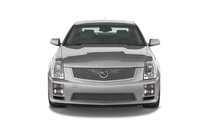 2009 Cadillac STS-V, Front View, exterior, manufacturer