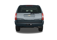 2009 Chevrolet Tahoe, Back View, manufacturer, exterior