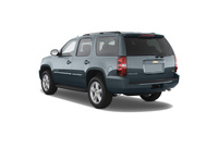 2009 Chevrolet Tahoe, Back Left Quarter View, manufacturer, exterior