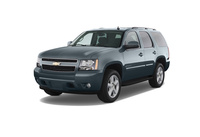 2009 Chevrolet Tahoe, Front Left Quarter View, manufacturer, exterior