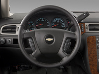 2009 Chevrolet Tahoe, Interior Dash View, interior, manufacturer