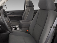 2009 Chevrolet Tahoe, Interior Front View, manufacturer, interior