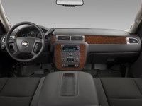 2009 Chevrolet Tahoe, Interior Front View, interior, manufacturer