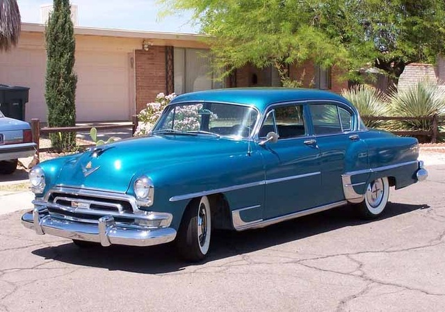 1954 Chrysler New Yorker Pictures Cargurus