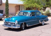 1954 Chrysler New Yorker Overview