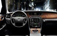 2009 Jaguar XJ-Series, Interior Dash View, interior, manufacturer