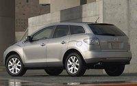 2009 Mazda CX-7, Back Left Quarter View, exterior, manufacturer