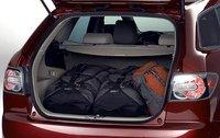 2009 Mazda CX-7, Interior Cargo View, interior, manufacturer
