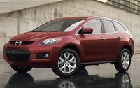 2009 Mazda CX-7, Front Left Quarter View, exterior, manufacturer, gallery_worthy