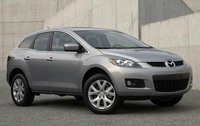 2009 Mazda CX-7, Front Right Quarter View, exterior, manufacturer