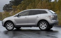 2009 Mazda CX-7, Left Side View, exterior, manufacturer