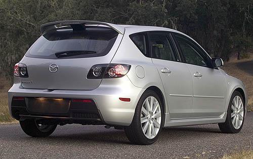 2009 Mazda MAZDASPEED3