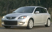2009 Mazda MAZDASPEED3 Picture Gallery