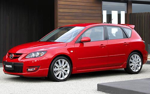 2007 Mazda MAZDASPEED3
