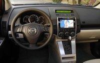 2009 Mazda MAZDA5 Grand Touring, Interior Dashboard View, interior, manufacturer