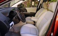 2009 Mazda MAZDA5 Grand Touring, Interior Front Side View, interior, manufacturer