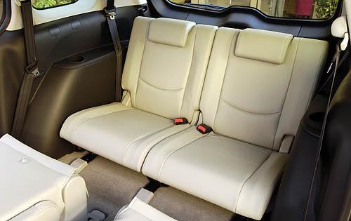 New Mazda 5 Interior. 2009 Mazda MAZDA5 Grand
