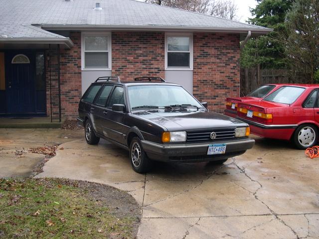 Picture of 1987 Volkswagen Quantum, exterior, gallery_worthy