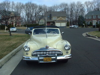1947 Buick Roadmaster Overview