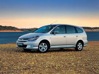 2007 Honda Stream Overview
