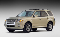 2009 Mercury Mariner Hybrid Picture Gallery