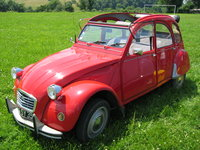 1970 Citroen 2CV Overview