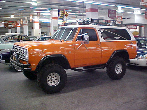 dodge ramcharger overview cargurus. Black Bedroom Furniture Sets. Home Design Ideas