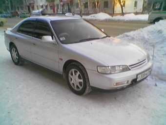 1994 Honda Accord EX, 1994 Honda Accord 4 Dr EX Sedan picture, exterior