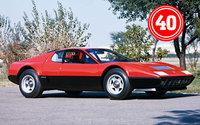 1976 Ferrari 512BB Overview