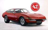 1968 Ferrari 365 Overview