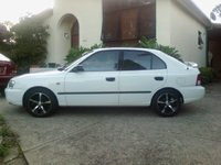 Picture of 2000 Hyundai Accent GL Sedan FWD, exterior, gallery_worthy