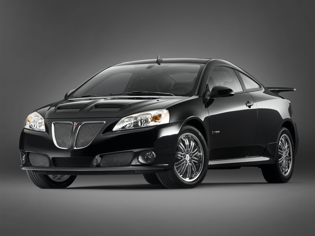 Picture of 2009 Pontiac G6 GXP Coupe