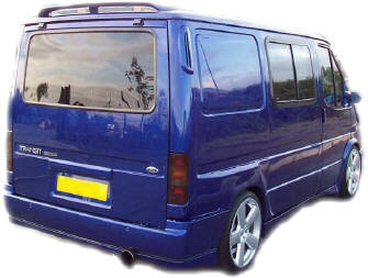 Picture of 1997 Ford Transit Cargo, exterior