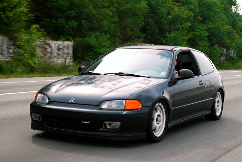 1993 honda civic hatchback - photo #14