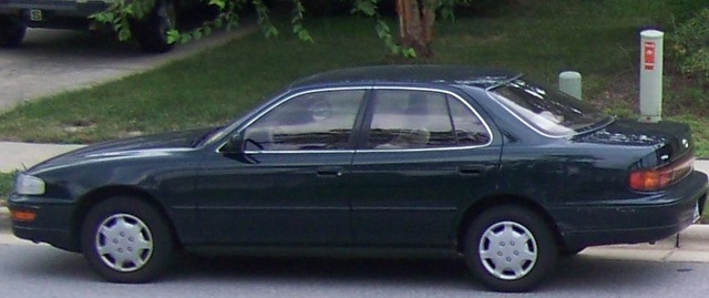 Picture of 1993 Toyota Camry DX