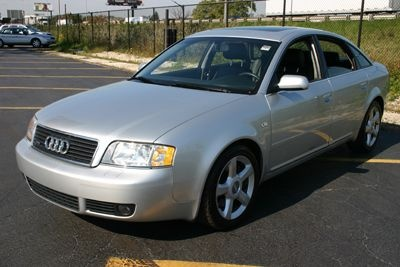 Picture of 2003 Audi A6 2.7T quattro Sedan AWD