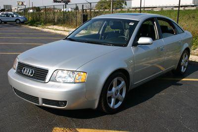 Picture of 2003 Audi A6 2.7T Quattro