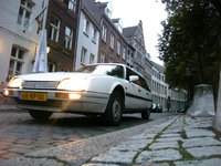 1987 Citroen CX Overview