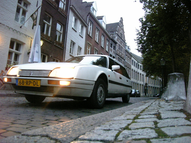 Picture of 1987 Citroen CX, exterior, gallery_worthy