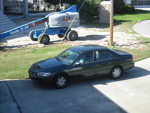 Picture of 2001 Toyota Camry XLE, exterior, gallery_worthy