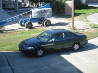 Picture of 2001 Toyota Camry XLE, exterior