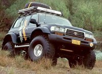 Picture of 1997 Toyota Land Cruiser 40th Anniversary Limited 4WD, exterior, gallery_worthy