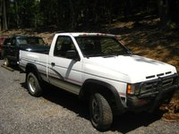 Picture of 1991 Nissan Pickup 2 Dr STD 4WD Standard Cab SB, exterior, gallery_worthy