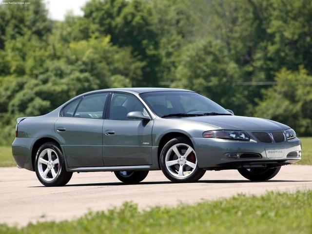 Picture of 2004 Pontiac Bonneville GXP