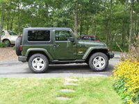 Picture of 2007 Jeep Wrangler Sahara, exterior, gallery_worthy